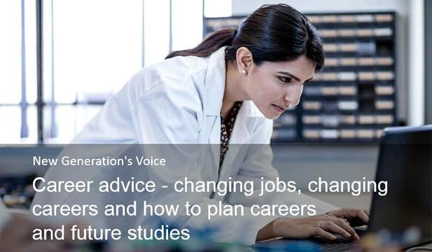 New Generation's Voice: Career Advice - changing jobs, changing careers and how to plan careers and future studies [Image: sbs.com.au/Getty Images]